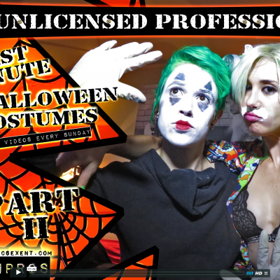unlicensed-professionals-last-minute-costume
