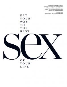 Food-Sex