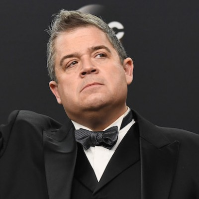 "LOS ANGELES, CA - SEPTEMBER 18: Comedian Patton Oswalt, winner of Best Writing for a Variety Special for ""Patton Oswalt: Talking for Clapping"", poses in the press room during the 68th Annual Primetime Emmy Awards at Microsoft Theater on September 18, 2016 in Los Angeles, California. (Photo by Frazer Harrison/Getty Images)"