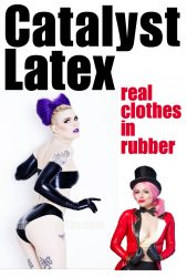 Catalyst Latex | Real Clothes in Rubber - England