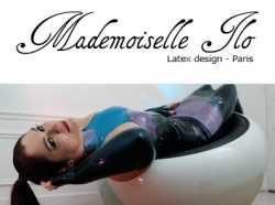 Mademoiselle Ilo | Latex Design - Paris