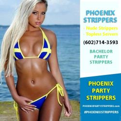 Phoenix / Scottsdale Strippers (602)714-3593 Bachelor Party Experts