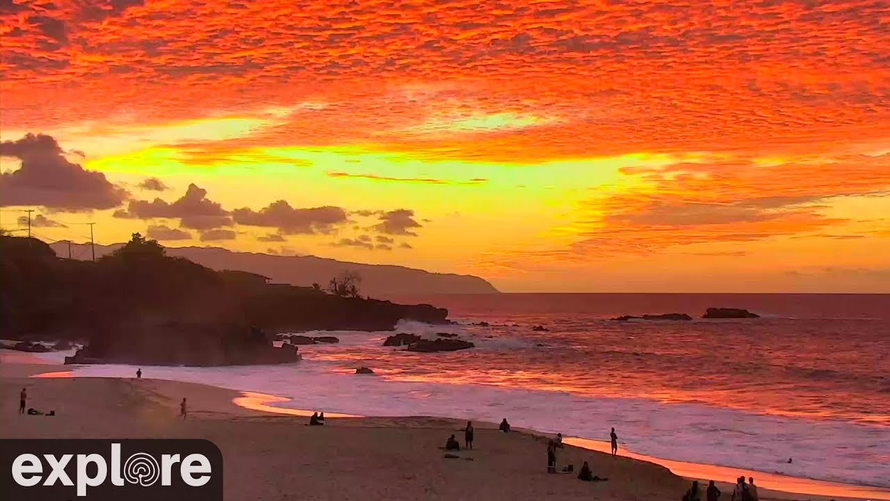 Weather waimea bay hawaii webcam