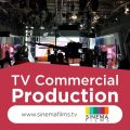 Commercial Production for TV and Videos and Youtube
