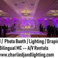 dj / dj / photo booth services /string lighting/ dj service /booth (DT Los Angeles)