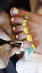 Pedicure and manicure in your home (for women and men) (Los Angeles)
