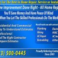 PLUMBER ---- ELECTRICIAN --- HANDYMAN --- A/C REPAIR ---Done Like You Want