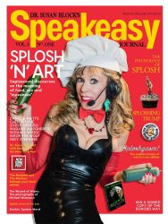 Dr. Susan Block's Speakeasy Journal Vol. 1 No. One, 2018: Splosh 'n' Art