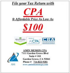 CPA-Tax (Business & Personal), Accounting, Payroll & Controller (LA AND SURR)