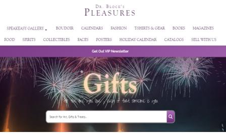 visit pleasure shop