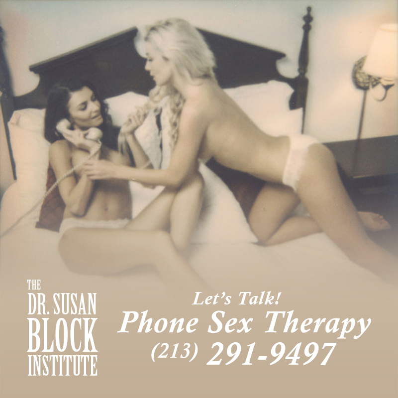Need to Talk? Call Dr. Susan Block Institute