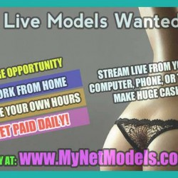 SEARCHING FOR CAM MODELS GET PAID TONS OF MONEY