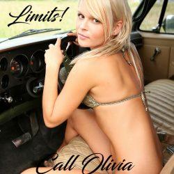 No Limits! No Taboos! Kinky Olivia is Waiting on You!