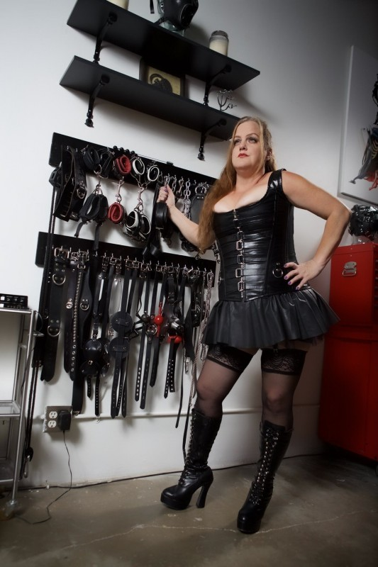 The English Dungeon Femdom