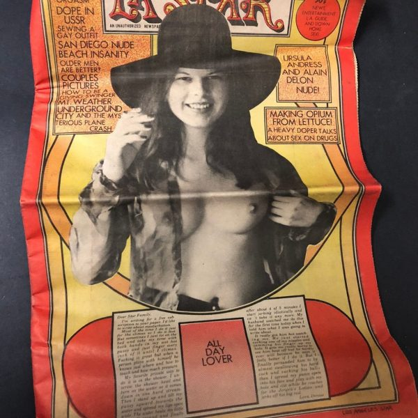 STAR FRONT COVER