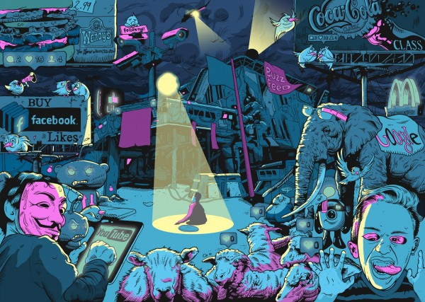 Illustration by Tim McDonagh